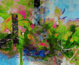 art, expressionism, and paintings image