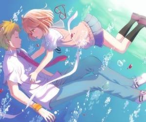 anime, akihito kanbara, and fanart image