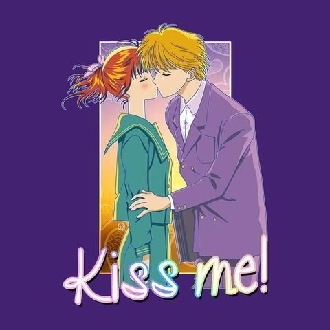 anime, anime couple, and fanart image