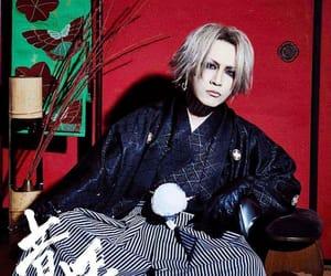jrock, kimono, and ruki image
