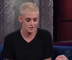 actress, gif, and kristenstewart image