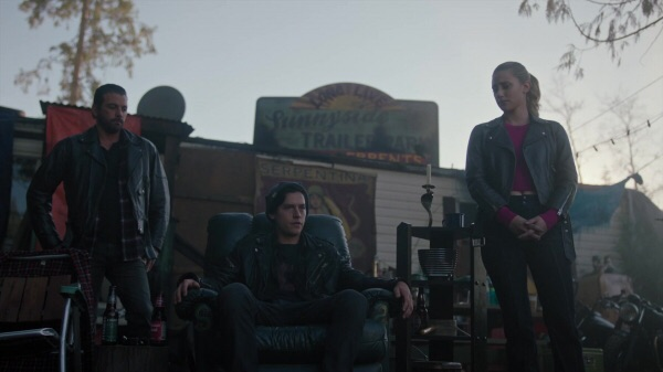 season 3, riverdale, and betty cooper image