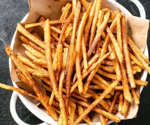 aesthetics, French Fries, and lifestyle image