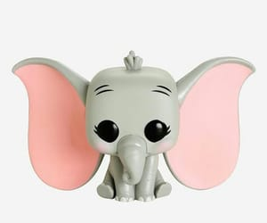adorable, disney, and elephant image