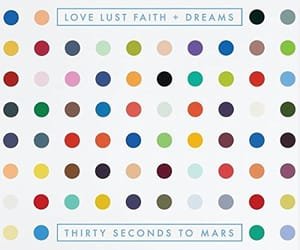 30 seconds to mars, article, and mars image