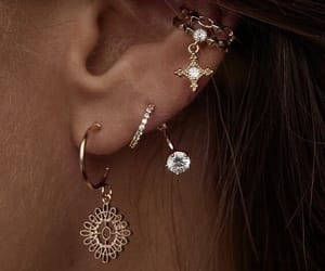 earrings, accessories, and fashion image