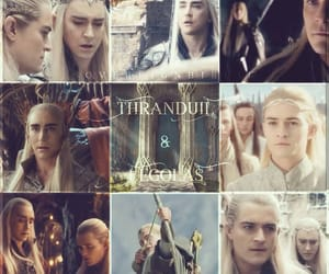 aesthetic, Legolas, and the hobbit image