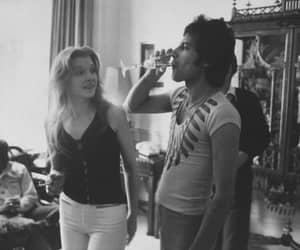Freddie Mercury, mary austin, and love image