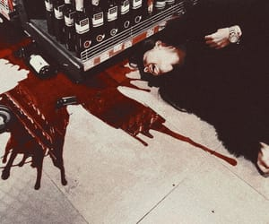 wine, red, and grunge image