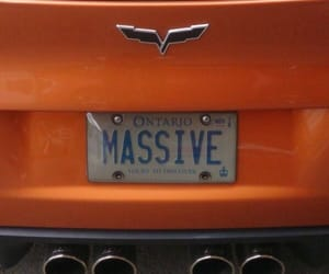 massive, orange, and car image