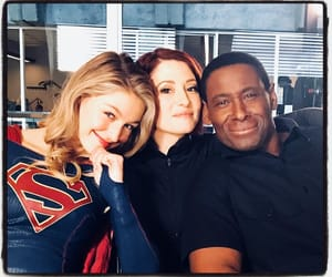 Supergirl, bts, and cute image