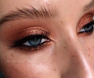 bronze, eyes, and eyeshadow image