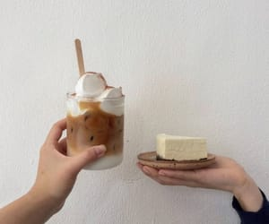 aesthetic, cafe, and sweet image