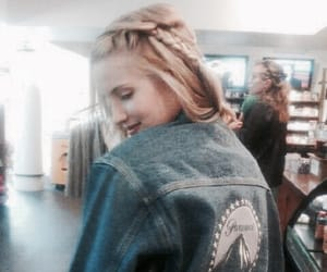 faded, dianna agron, and filtered image