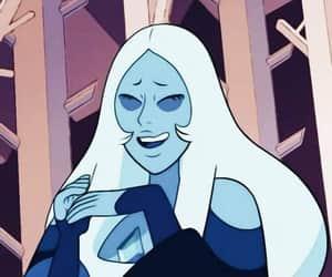 blue diamond and steven universe image