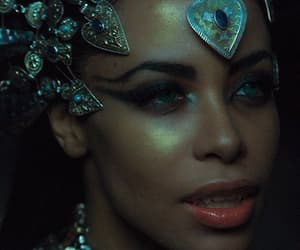 aaliyah, gif, and Queen of the Damned image
