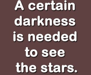 Darkness, life, and life lessons image