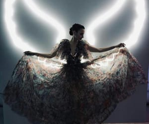 angel, wings, and lily collins image