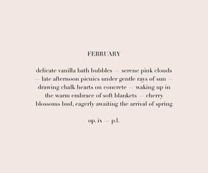 beige, black, and february image