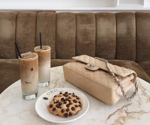 chanel, food, and Cookies image
