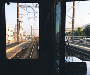 japan and train image