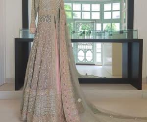 bridal, cream, and elegant image
