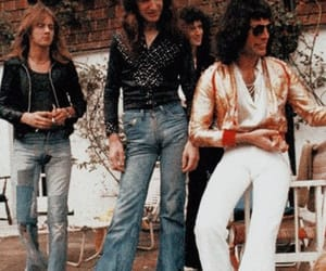 band, Queen, and rock image