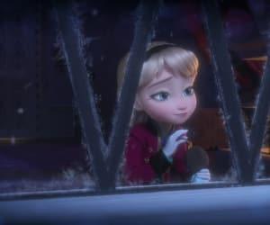 cold, disney, and disney princess image