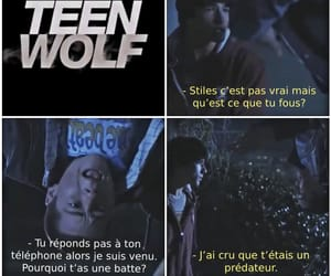 teen wolf, dylanobrien, and sciles image