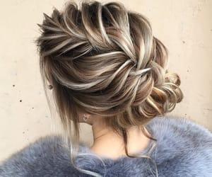 blond, haïr, and braid image