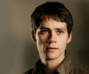 thomas, maze runner, and dylanobrien image