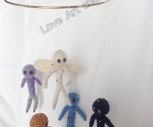 dream catcher, halloween gift, and voodoo doll image