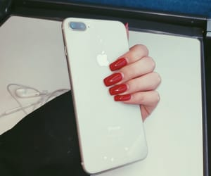 apple, iphone, and ongles image