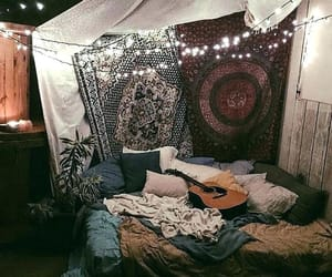 room, cozy, and light image