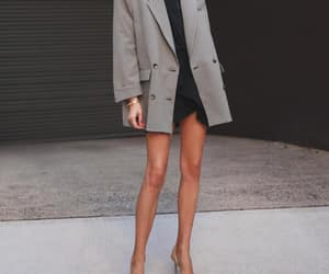 street style, fashion, and outfit image