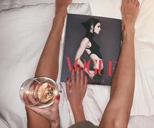 beverages, luxury, and magazine image