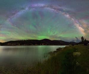 amazing, astronomy, and aurora image