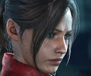 CAPCOM, pretty, and resident evil image