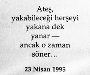 instagram, türkçe, and söz image