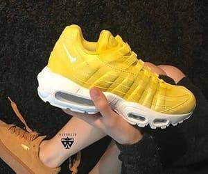 nike and yellow image