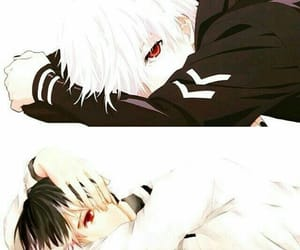 anime, art, and tokyo ghoul image