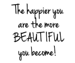 happy, positive, and beautiful image