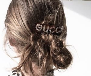 hair, gucci, and girl image