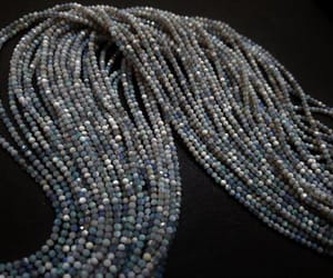 beads, jewelry, and opal image