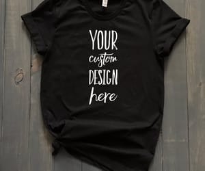 etsy, design your own, and unisex shirts image