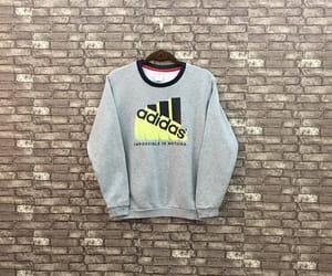 adidas jacket, adidas sweatshirt, and etsy image