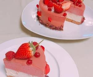 food, motive cakes, and icecream image