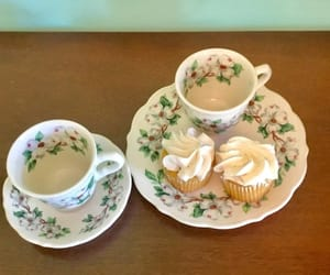 Dogwood, etsy, and teacups image