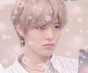 hearts, icons, and taeyong image