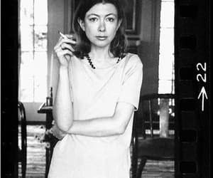 joan didion, model, and writer image